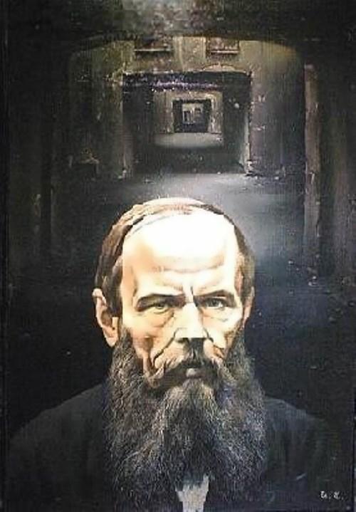 Fyodor Dostoevsky - Russian writer