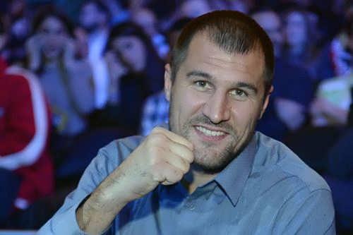 Sergey Kovalev professional boxer