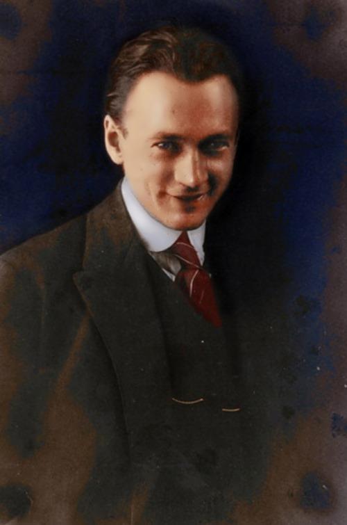 Vladimir Zworykin Russian-American physicist and radio engineer