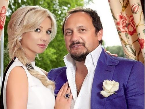 Inna and Stas Mikhailov