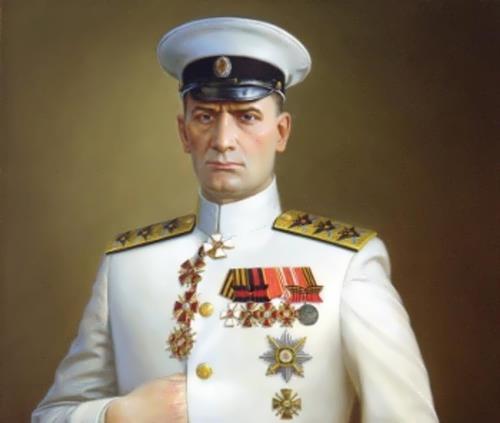 Alexander Kolchak White Admiral