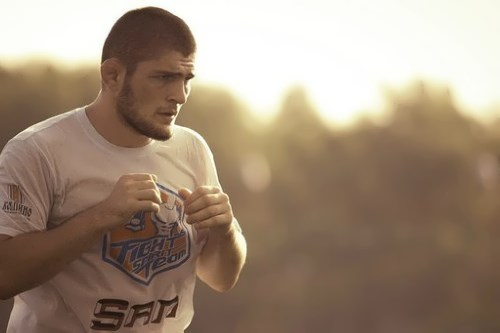 Khabib Nurmagomedov professional fighter