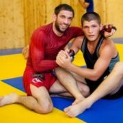 Nurmagomedov mixed martial arts (MMA) fighter