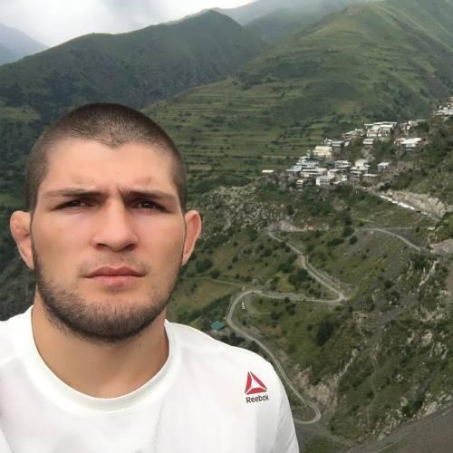 Khabib Nurmagomedov professional fighter