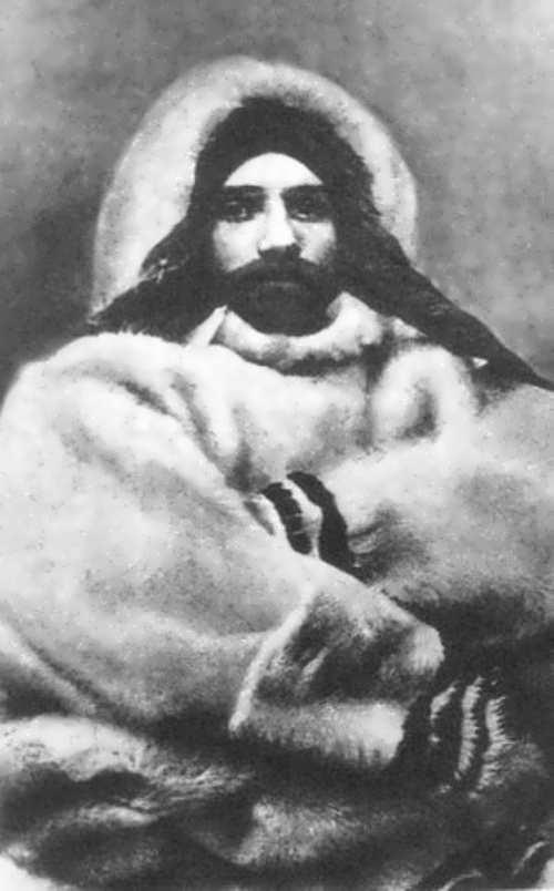 Kolchak - polar explorer, 1900