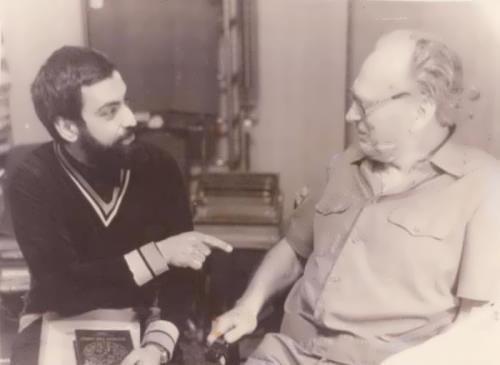 Pavel Globa and Sergey Vronsky