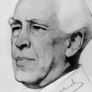 Portrait of Stanislavsky