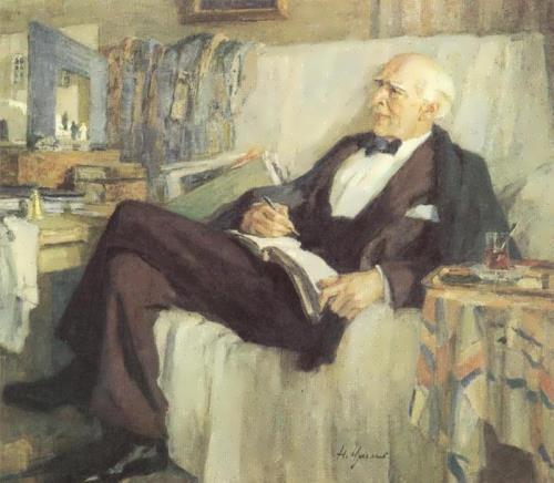 Portrait of Stanislavsky
