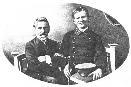 Yeroshenko and W. Filimor