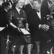 John F. Kennedy and Nina Kukharchuk