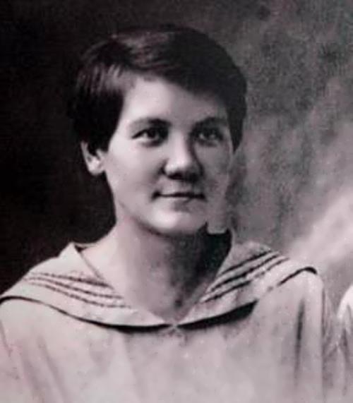 Nina Kukharchuk wife of Nikita Khrushchev