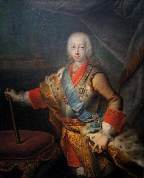 Peter III Fedorovich (Karl Peter Ulrich)