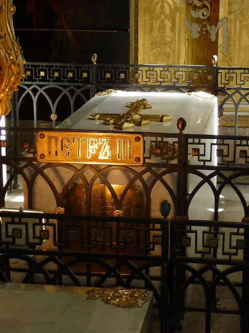 Tomb of Peter III