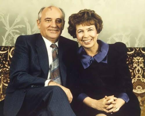First lady of the Soviet Union raisa gorbacheva