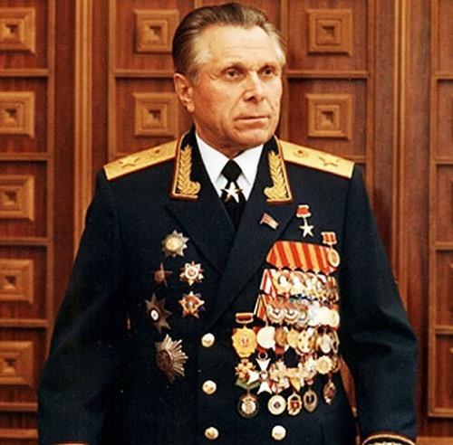 Nikolai Shchelokov interior minister