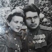 Shchelokov and his wife