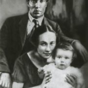 Pasternak and his second wife