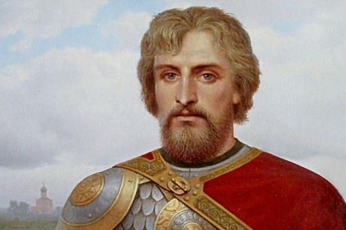 Alexander Yaroslavich Nevsky Grand Prince