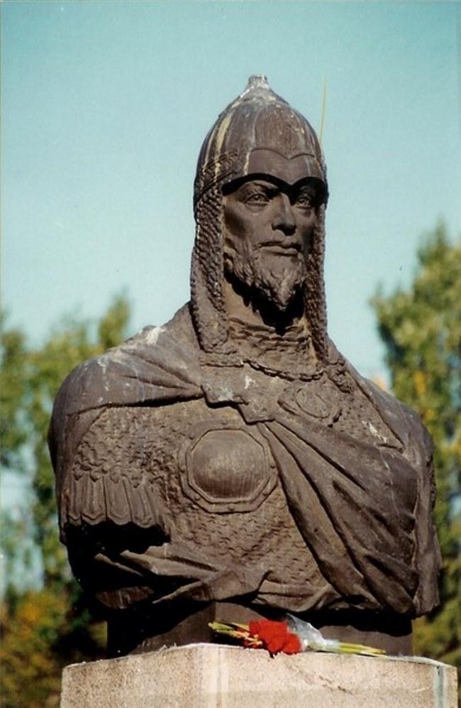 Bust of Alexander Nevsky