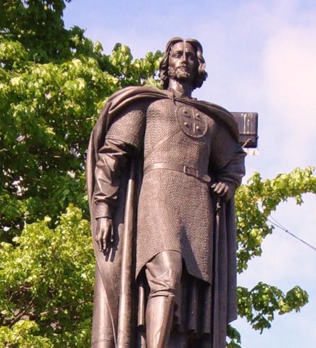 Celebrated Alexander Nevsky