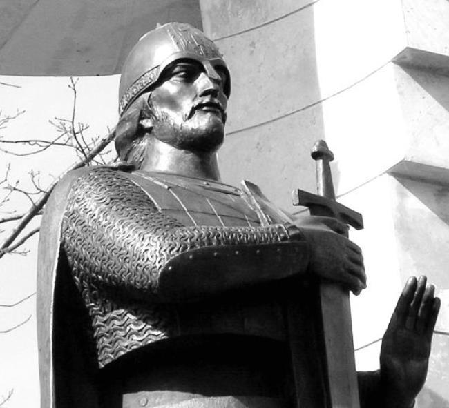 Famous Alexander Nevsky