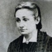 Natalia Alekseevna Tuchkova - the second wife of Ogarev, who left him for Herzen