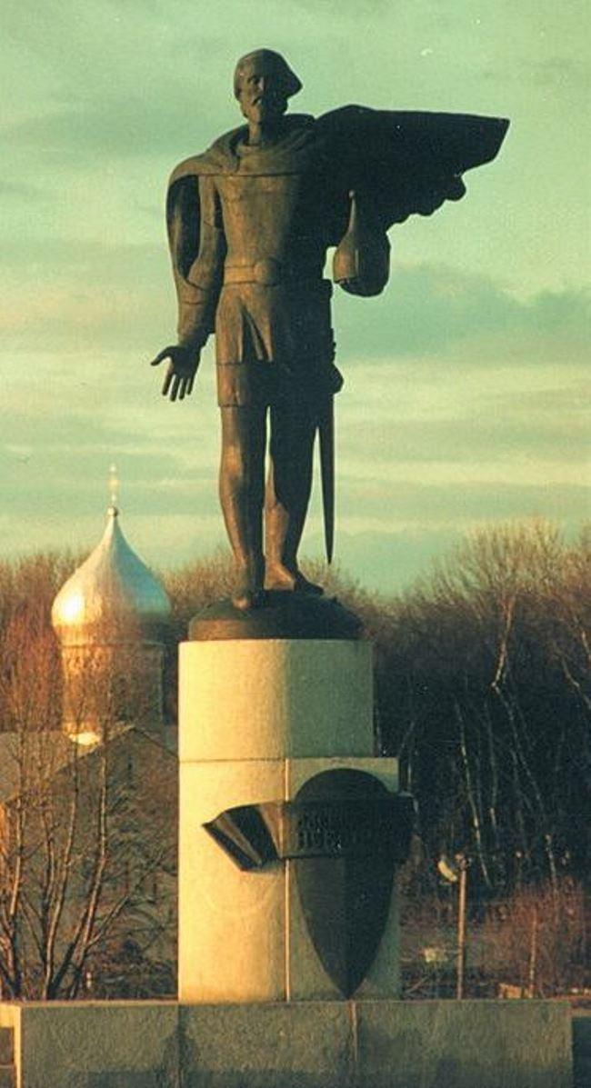 Renowned Alexander Nevsky