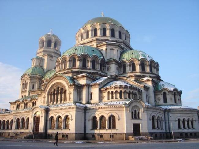 St. Alexander Nevsky Cathedral in Sofia