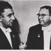 A great friendship connected Khachaturian and Oborin