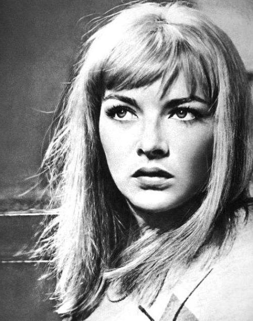 Barbara Brylska famous actress