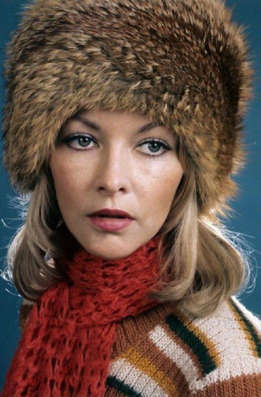 Beautiful Barbara Brylska