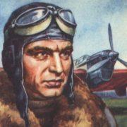 Famous Valery Chkalov