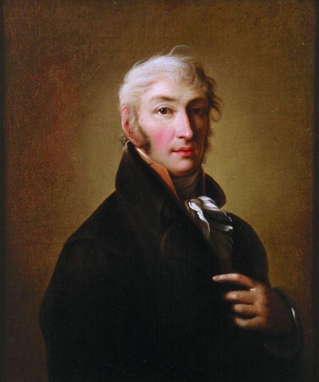 Karamzin by Ortolani Damon (1805, Ulyanovsk)
