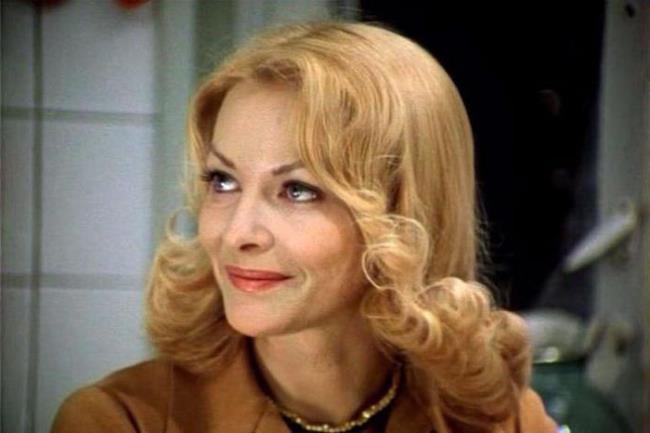 Lovely Barbara Brylska