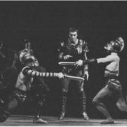 ballet Spartacus Fight of gladiators Aram Khachaturyan