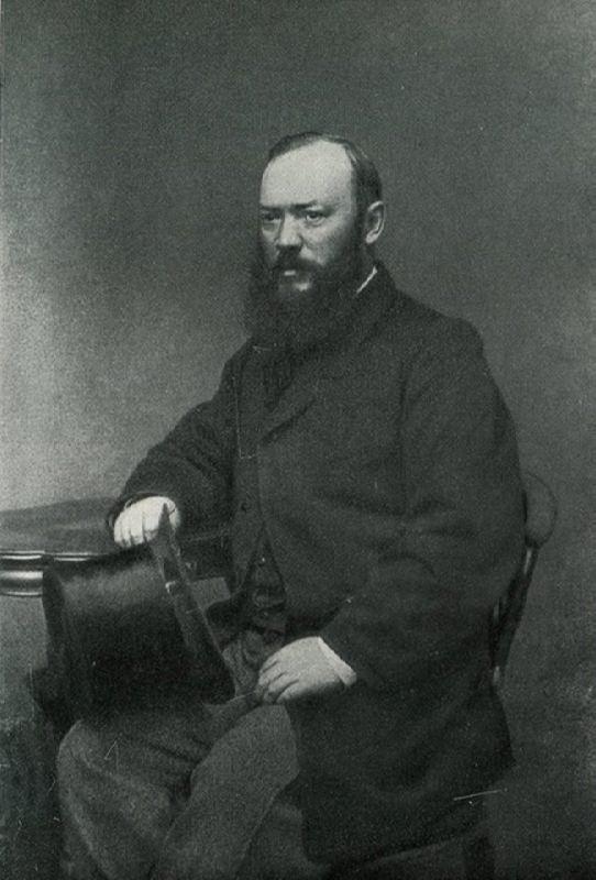 Talented writer Alexander Ostrovsky