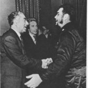 Unforgettable meetings with Che Guevara