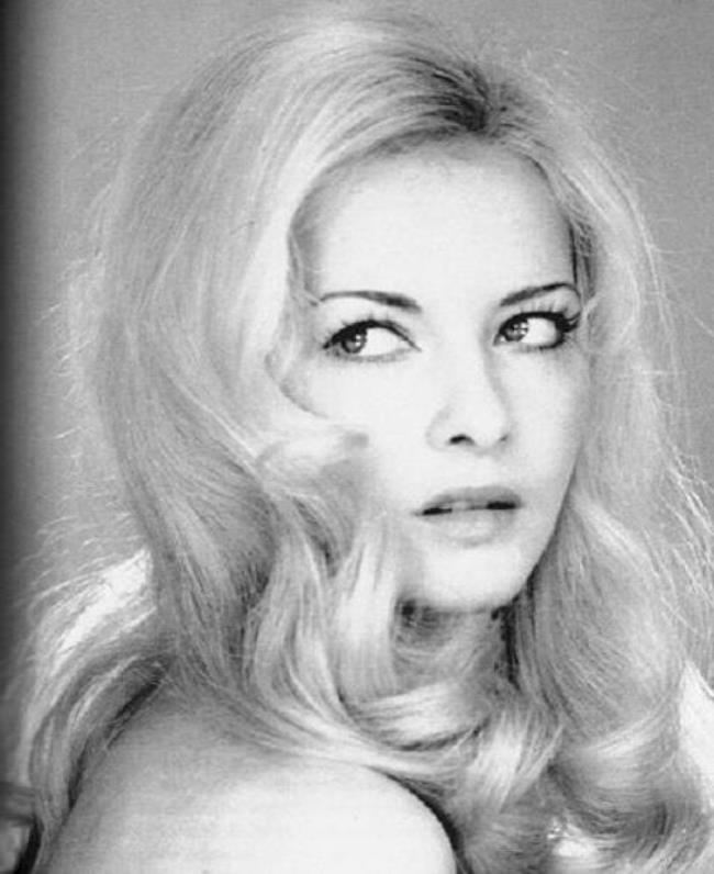Well known Barbara Brylska