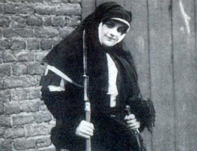 Known Teffi Nadezhda Lokhvitskaya