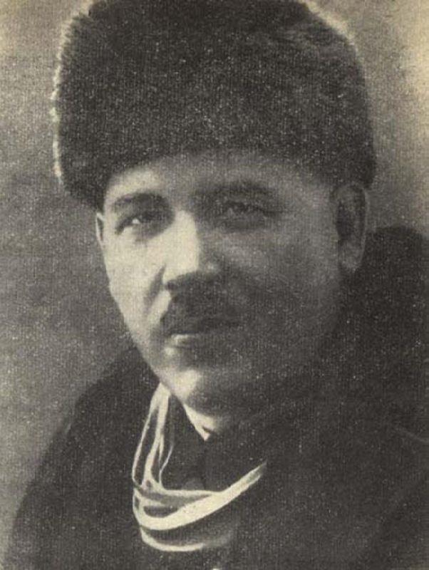 Respected Soviet writer Demyan Bedny