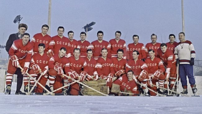 Soviet Union national ice hockey team