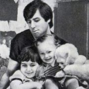 Valery Kharlamov with his children