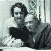 Bulgakov and his wife
