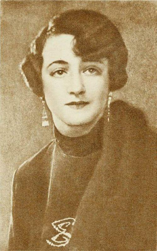 Elena Sergeevna Bulgakova