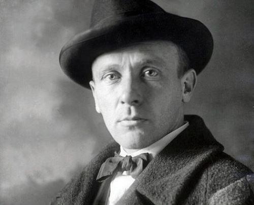 Mikhail Bulgakov author of Master and Margarita