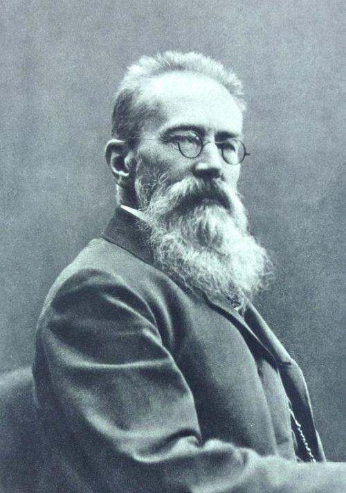 Nikolai Rimsky-Korsakov great composer