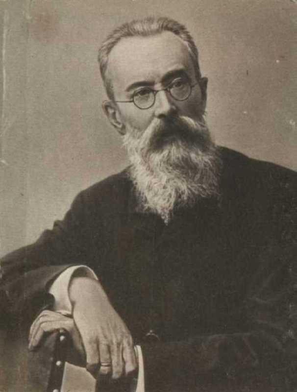 Outstanding composer Nikolai Rimsky-Korsakov