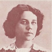Tatyana Nikolaevna Lappa the first wife of Bulgakov