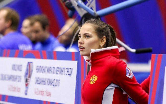 Awesome Anastasia Bryzgalova