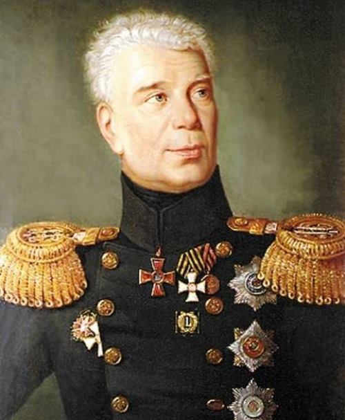 Ivan Fedorovich Kruzenshtern - the famous Russian navigator
